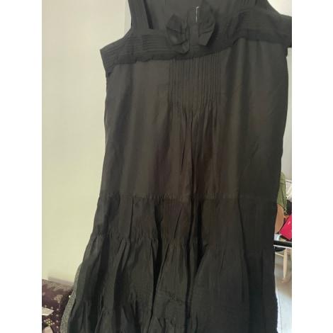 Robe courte LYNN ADLER Noir