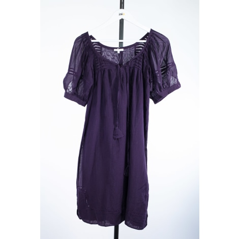 Robe mi-longue PAULE KA Violet, mauve, lavande