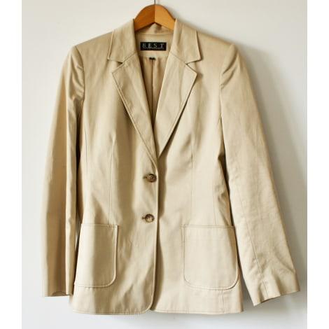Blazer, veste tailleur LA REDOUTE Beige, camel