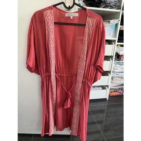 Robe tunique BANANA MOON Rose, fuschia, vieux rose