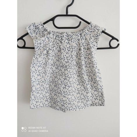 Chemisier, chemisette TAPE À L'OEIL Blanc, blanc cassé, écru