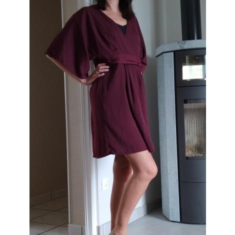 Robe mi-longue KIABI Violet, mauve, lavande