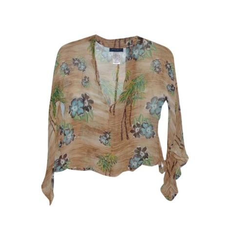 Top, tee-shirt ANTIK BATIK Beige, camel