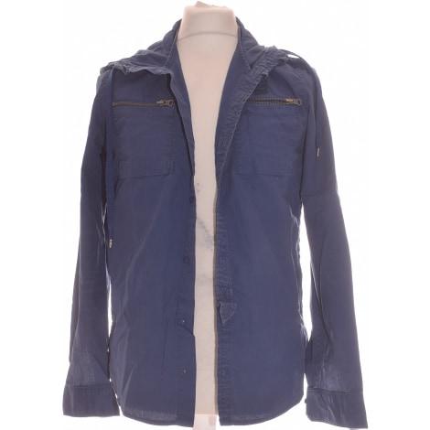 Shirt DIESEL Blue, navy, turquoise