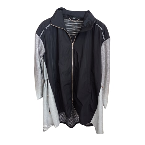 Imperméable, trench LIU JO Gris, anthracite