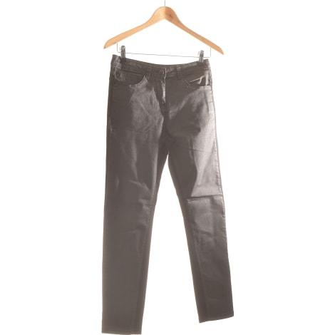 Pantalon slim, cigarette BRÉAL Noir