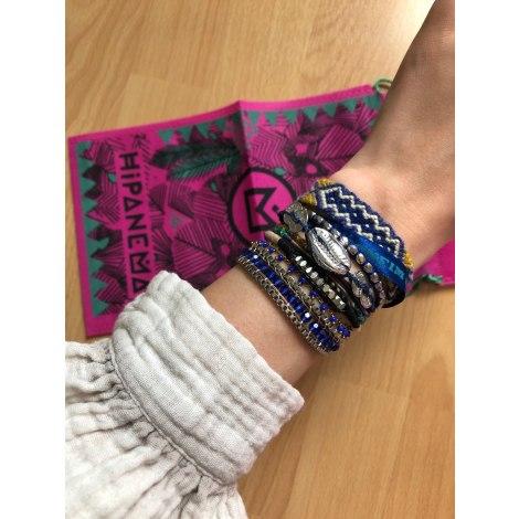 Bracelet HIPANEMA Bleu, bleu marine, bleu turquoise