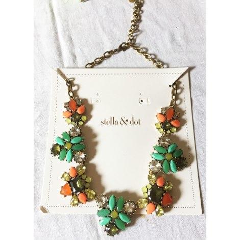 Pendentif, collier pendentif STELLA & DOT Multicouleur