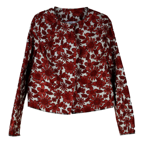 Blazer, veste tailleur LIU JO Rouge, bordeaux