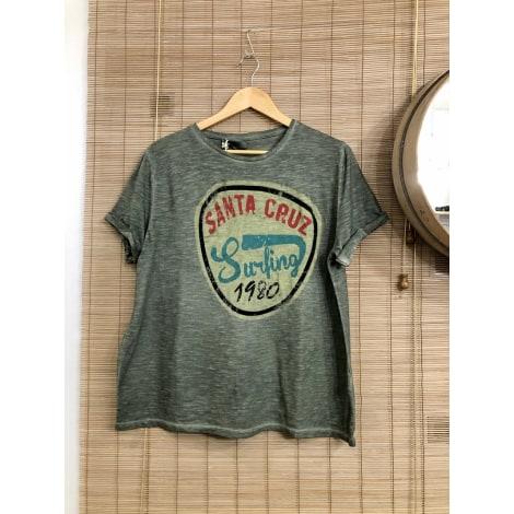 Top, tee-shirt BANDITAS Kaki