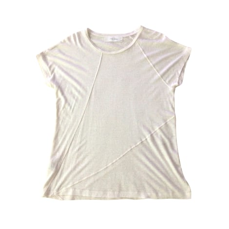 Top, T-shirt IRO White, off-white, ecru