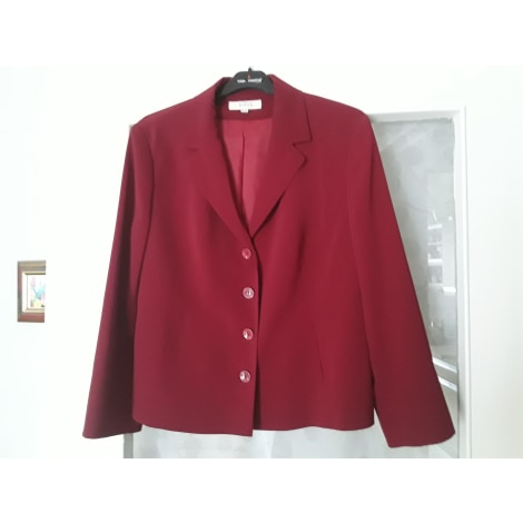 Blazer, veste tailleur BLEU 123 Rouge, bordeaux