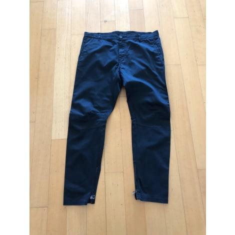 Pantalon droit LANVIN Noir