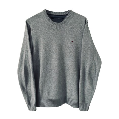Sweater TOMMY HILFIGER Silver