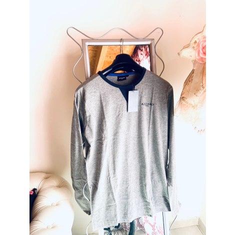 Pyjama AZZARO Gris, anthracite