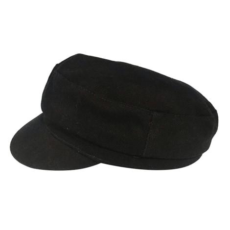 Casquette ISABEL MARANT Noir