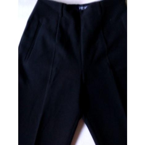 Pantalon droit BE CHIC Noir