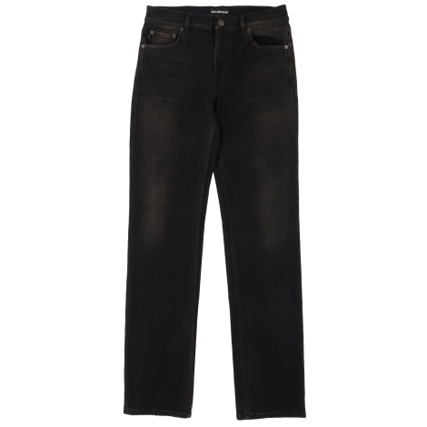 Jeans slim BALENCIAGA Noir
