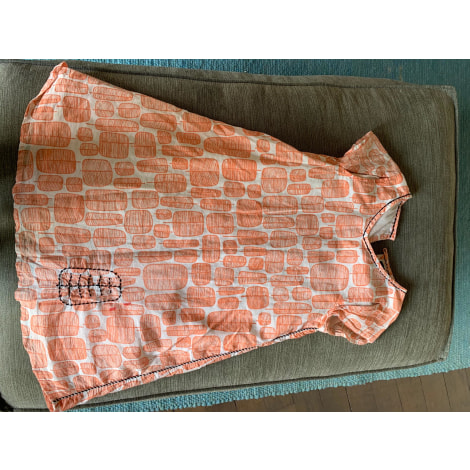 Robe MISS CAPTAIN Orange