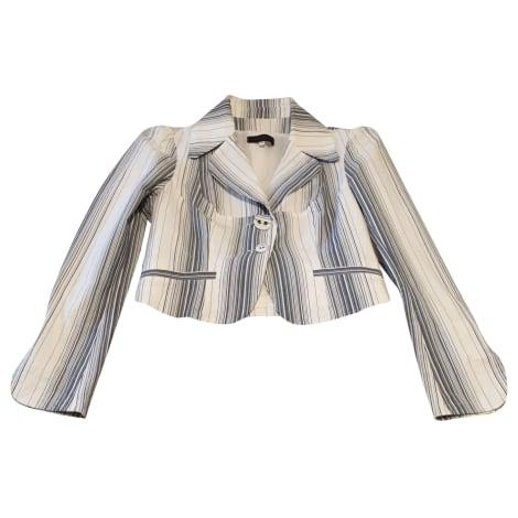 Tailleur pantalon KENZO Gris, anthracite