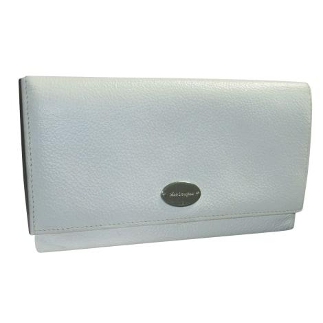 Portefeuille MAC DOUGLAS Blanc, blanc cassé, écru