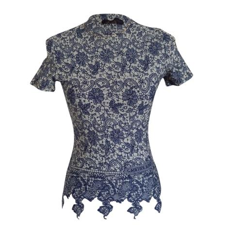 Top, tee-shirt JEAN PAUL GAULTIER Bleu, bleu marine, bleu turquoise