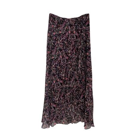 Jupe longue BERENICE Violet, mauve, lavande