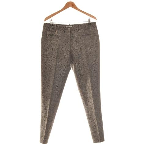 Pantalon droit ZAPA Gris, anthracite
