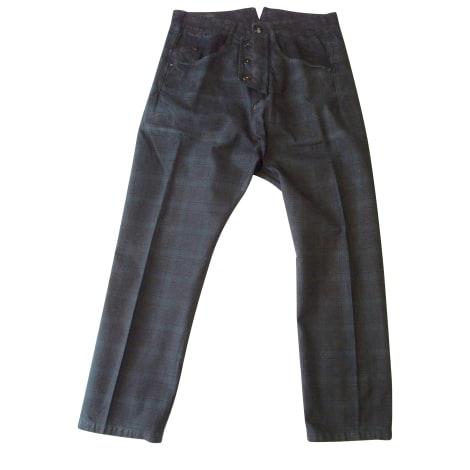Straight Leg Jeans MARITHÉ ET FRANÇOIS GIRBAUD Multicolor