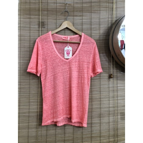 Top, tee-shirt BANDITAS Rose, fuschia, vieux rose