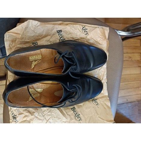 Lace Up Shoes BEXLEY Black