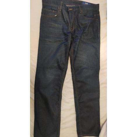 Straight Leg Jeans JULES Blue, navy, turquoise