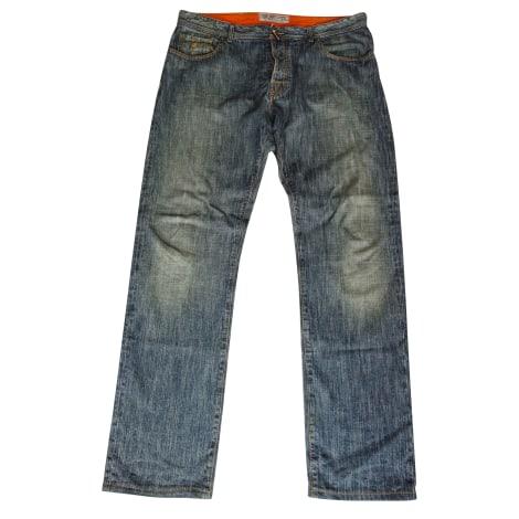 Straight Leg Jeans JACOB COHEN Blue, navy, turquoise