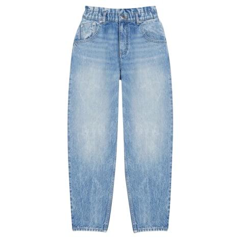 Jeans large, boyfriend MAJE Bleu, bleu marine, bleu turquoise