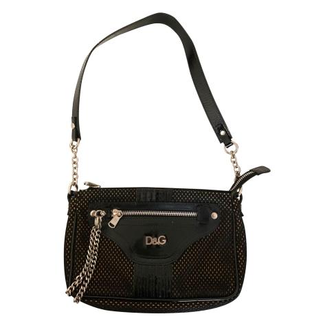 Non-Leather Handbag DOLCE & GABBANA Black