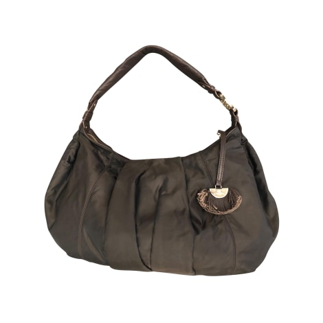 Non-Leather Oversize Bag LANCEL Brown