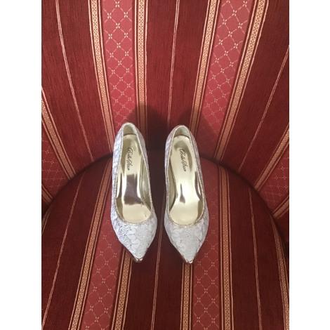 Chaussures de danse  BELLO STAR Argenté, acier