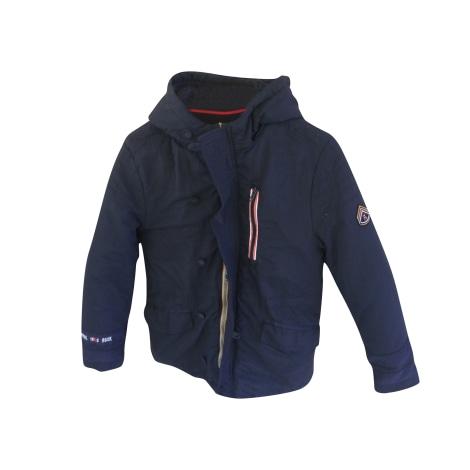 Mantel IKKS Blau, marineblau, türkisblau
