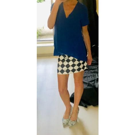 Blouse MICHAEL KORS Bleu, bleu marine, bleu turquoise