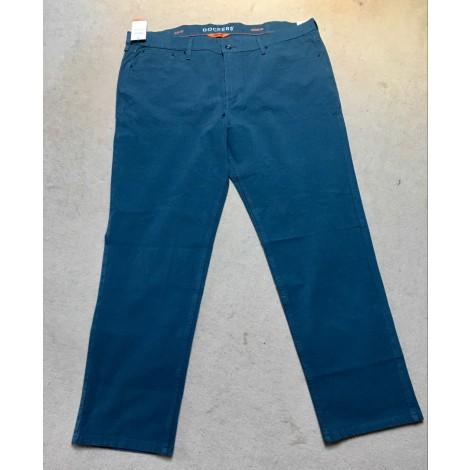 Straight Leg Pants DOCKERS Gray, charcoal