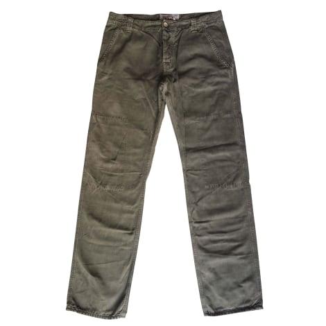 Jeans droit JACOB COHEN Kaki