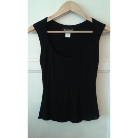 Top, tee-shirt YIGAL AZROUEL Noir