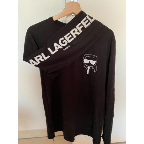 T-shirt KARL LAGERFELD Black