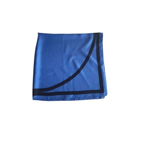 Tuch, Schal LOUIS VUITTON Blau, marineblau, türkisblau