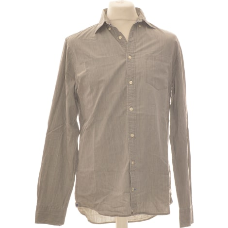Shirt TOMMY HILFIGER Gray, charcoal