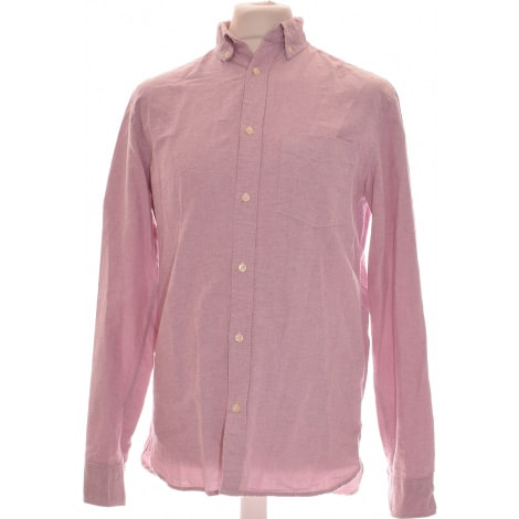 Shirt H&M Pink, fuchsia, light pink