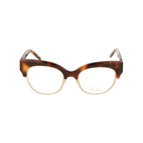 Eyeglass Frames POMELLATO Brown