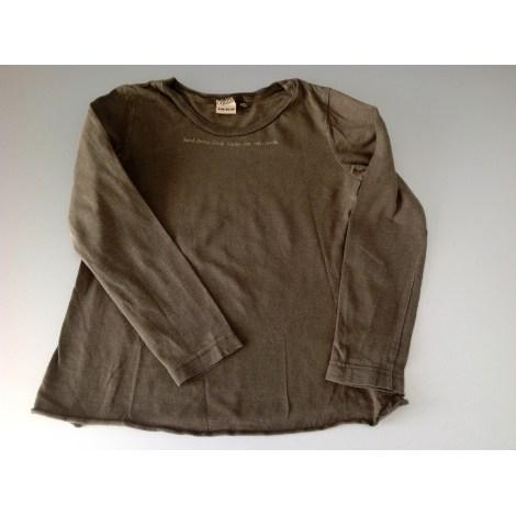 Top, Tee-shirt IKKS Kaki