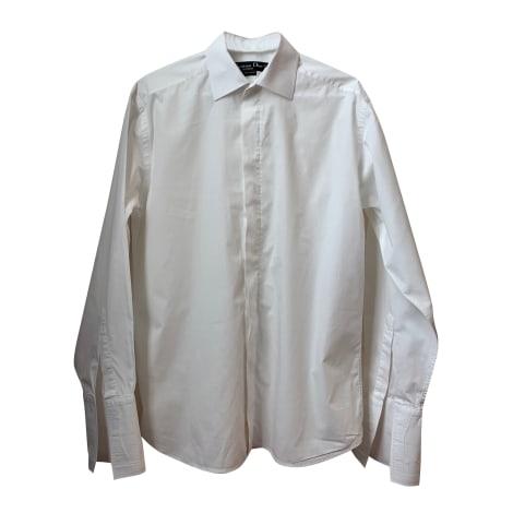 Shirt DIOR White, off-white, ecru