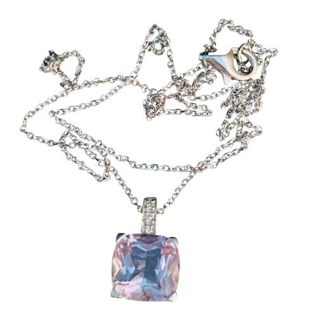 Necklace MAUBOUSSIN Pink, fuchsia, light pink